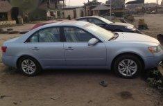 Hyundai Sonata 2007 Blue for sale