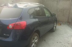 Nissan Rogue S AWD 2009 Blue for sale