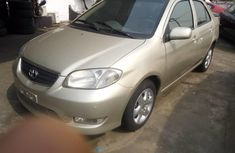 2003 Toyota Vios Petrol Automatic For sale