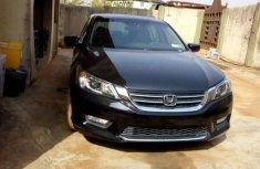 Honda Accord 2013 Black for sale