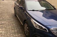 Used Hyundai Sonata 2015 Blue for sale