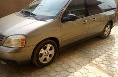 Ford Freestar 2005 Gold for sale