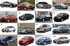 Different names of cars with pictures (all car types & brands updates 2019)