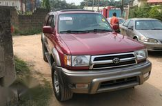 Toyota 4-Runner 2000 Red for sale