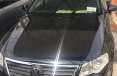 Volkswagen Passat 2008 Black For Sale