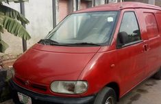 Nissan Vanette 2003 Red for sale