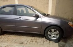 Kia Spectra 2008 Gray for sale