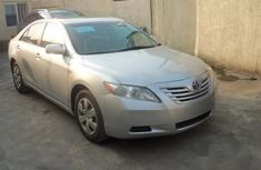 Newly Arrived Toyota Camry 2007 Silver (Tokunbo) for sale