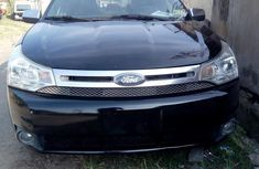 Ford Focus 2010 Black for sale