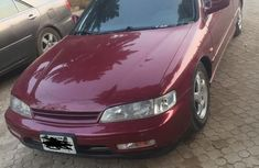 Honda Accord 1996 Red for sales