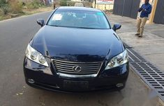 Toyota ES 2009 Blue for sale