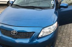 Toyota Corolla 2009 Blue for sale