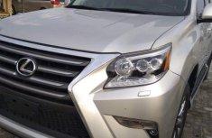 Lexus GX460 2015 Silver for sale-