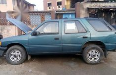 Isuzu Rodeo 1996 Green for sale