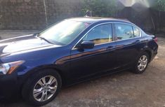 Honda Accord 2009 Blue for sale