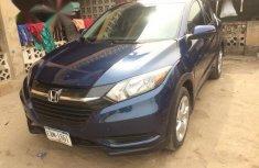 Honda HR-V 2016 Blue for sale