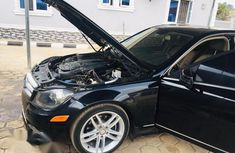 Very Clean Mercedes-Benz C250 2013 Black for sale