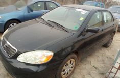Toyota Corolla 2007 Black for sale