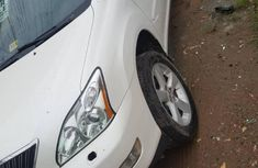 Clean Tokunbo Lexus RX 330 2004 White for sale
