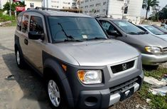 Honda Element LX Automatic 2005 Brown for sale