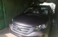 Honda CR-V 2012 Beige for sale