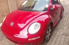 Tokunbo Volkswagen Beetle Clean 2006 Red for sale