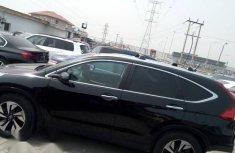 Honda CR-V Touring 2016 Black for sale