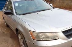 Hyundai Sonata 2007 Silver forr sales