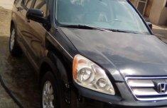 Honda CR-V 2006 Black for sale