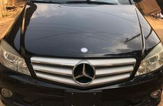 Mercedes-Benz C300 2008 Black for sale