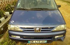 Peugeot 806 2000 Blue for sale
