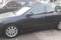 Honda Accord 2006 Black for sale