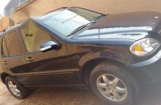 Mercedes-benz ML500 2004 Blue for sale