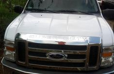 Ford F 250 2008 White for sale