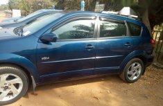 Direct Belgium Pontiac Vibe 2007 Blue for sale