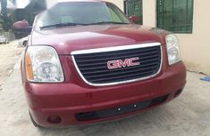 Clean GMC Yukon 2009 Red for sale