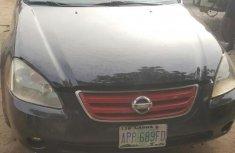 Nissan Altima 2002 2.5 Automatic Black for sale