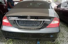 Mercedes Benz CLS350 2007 Black for sale