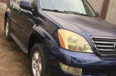 Lexus GX 2003 Blue for sale