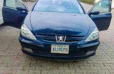 Peugeot 607 3.0 V6 SV Automatic 2006 Blue for sale
