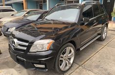 Mercedes-Benz GLK-Class 2012 350 4MATIC Black for sale