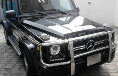 Clean Used Tokunbo Mercedes Benz G65 Gwagon 2013 Black