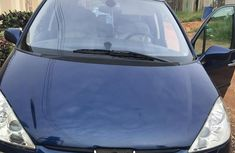 New Peugeot 807 2005 Blue for sales