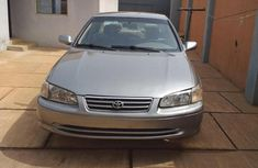 Toyota Camry 2002 Gray for sale