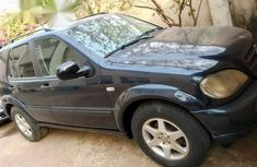 Mercedes Benz ML 320 2004 Blue for sale