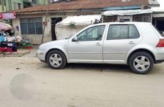 Volkswagen Passat 2003 Silver for sale