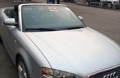 Audi A4 2005 Silver for sale