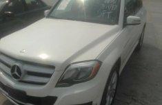 Clean Mercedes-Benz GLK-Class 2015 White for sale
