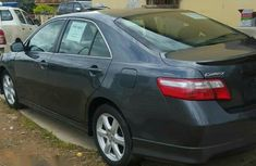 Clean Toyota Camry 2008 Gray for sale