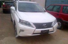 Lexus Lx 350 2012 White For Sale
